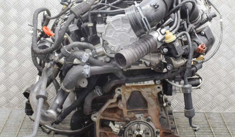 Vw Passat engine CFFB 103kW full
