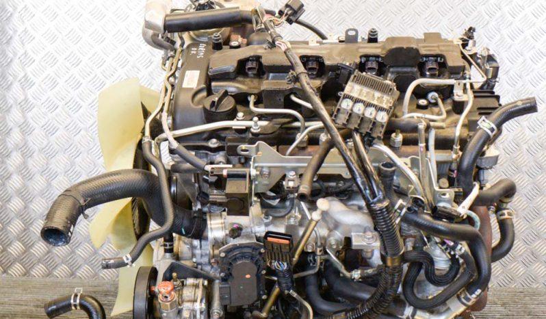 Mitsubishi L200 / Triton engine 4N15 113kW full