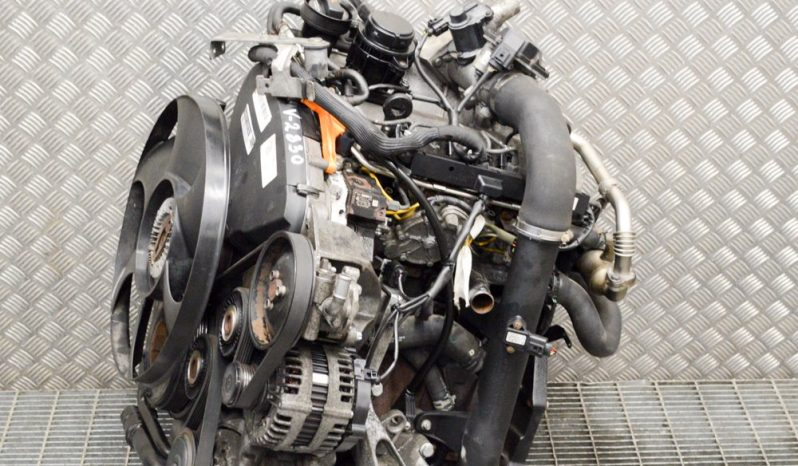 VW Crafter engine CECB 120kW full