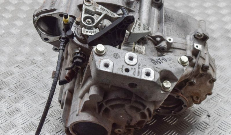 VW Tiguan manual gearbox RGB 2.0 L 110kW full