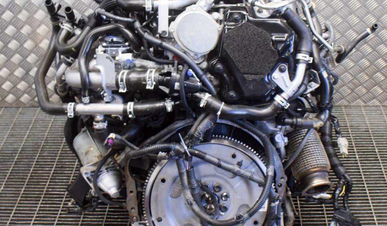 Mercedes-Benz X-Class engine YS23 140kW full